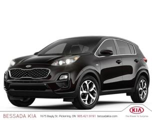 New 2020 Kia Sportage LX AWD for sale in Pickering, ON