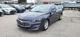 Used 2016 Chevrolet Malibu 4dr Sdn LS w/1LS for sale in Burlington, ON