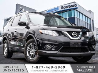 Used 2014 Nissan Rogue SV|AWD|WINTER TIRES|1 OWNER|NO ACCIDENT for sale in Scarborough, ON