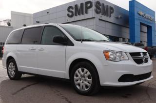 Used 2018 Dodge Grand Caravan SXT - Stow N Go, Rear A/C, Bluetooth for sale in Saskatoon, SK