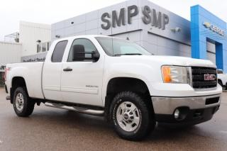 Used 2012 GMC Sierra 2500 HD SLE - Duramax, Pwr Seat, Rem Start for sale in Saskatoon, SK
