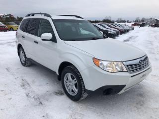 Used 2013 Subaru Forester X Commodité for sale in Lévis, QC