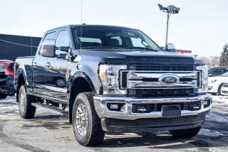 Used 2017 Ford F-250 XLT CREW 4X4 6.2 MAGS NAV for sale in St-Hubert, QC
