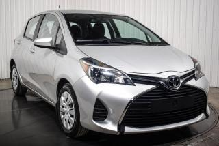 Used 2016 Toyota Yaris HATCH 5 PORTES A/C for sale in St-Hubert, QC