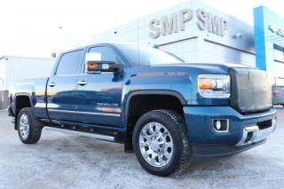 Used 2016 GMC Sierra 2500 HD Denali - Leather, Navigation, Sunroof for sale in Saskatoon, SK