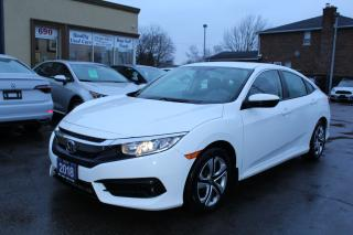 Used 2018 Honda Civic LX for sale in Brampton, ON