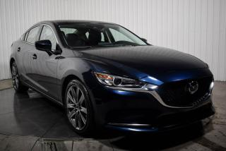 Used 2018 Mazda MAZDA6 GT NAV TOIT CAMERA RECUL for sale in St-Hubert, QC