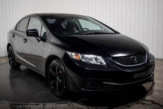 Used 2015 Honda Civic LX A/C CAMERA DE RECUL for sale in St-Hubert, QC