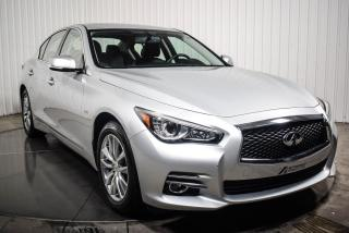 Used 2016 Infiniti Q50 AWD CUIR TOIT NAV MAGS for sale in Île-Perrot, QC