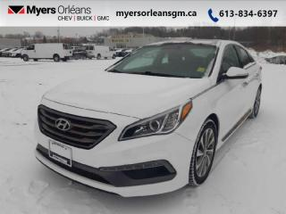 Used 2015 Hyundai Sonata CLOTH  ACCIDENT REPAIRED! for sale in Orleans, ON