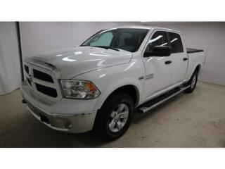 Used 2017 RAM 1500 OUTDOORSMAN for sale in Quebec, QC