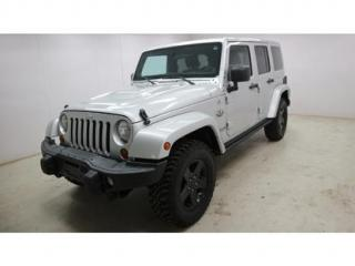 Used 2012 Jeep Wrangler Unlimited Rubicon for sale in Quebec, QC