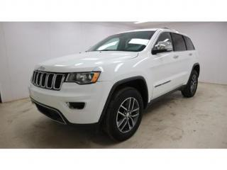 Used 2017 Jeep Grand Cherokee Limited for sale in Quebec, QC