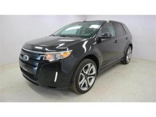 Used 2014 Ford Edge SPORT for sale in Quebec, QC