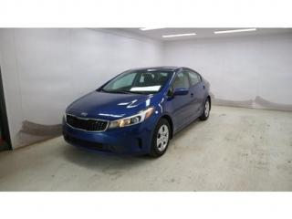 Used 2017 Kia Forte LX for sale in Quebec, QC