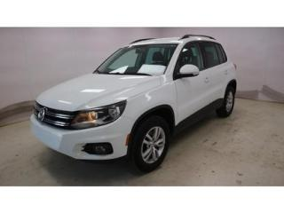 Used 2015 Volkswagen Tiguan Trendline for sale in Quebec, QC