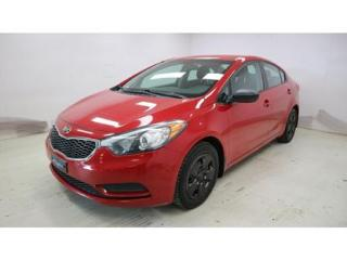 Used 2015 Kia Forte LX for sale in Quebec, QC