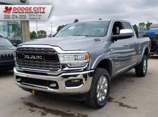 New 2019 RAM 2500 Limited | 4x4 | Crew Cab | 6.4 Box for sale in Saskatoon, SK
