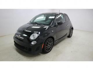 Used 2013 Fiat 500 Abarth for sale in Quebec, QC