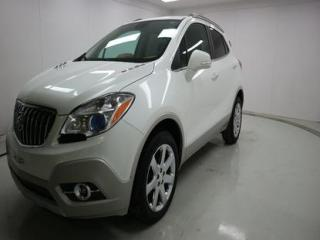 Used 2016 Buick Encore Leather for sale in Quebec, QC