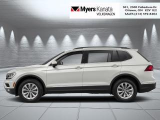 Used 2020 Volkswagen Tiguan IQ Drive  - Navigation for sale in Kanata, ON