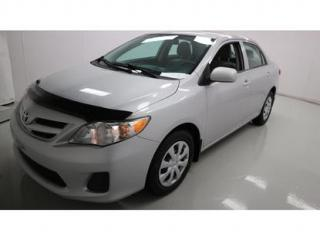 Used 2011 Toyota Corolla CE for sale in Quebec, QC