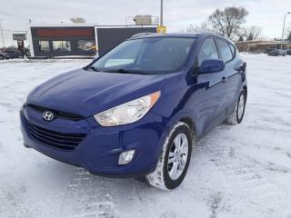Used 2011 Hyundai Tucson GLS for sale in Mascouche, QC