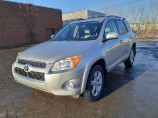 Used 2009 Toyota RAV4 Limitée for sale in Mascouche, QC