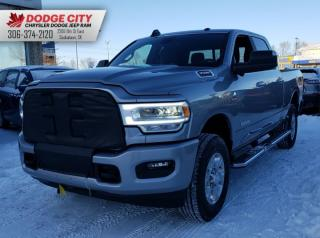 New 2019 RAM 3500 Big Horn | 4x4 | Crew Cab | 6.4 Box for sale in Saskatoon, SK