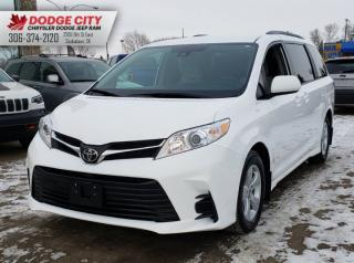 Used 2019 Toyota Sienna LE | A/C, Htd.Seats, Cruise for sale in Saskatoon, SK