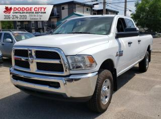 Used 2018 RAM 3500 SLT | SXM, A/C, Cruise for sale in Saskatoon, SK