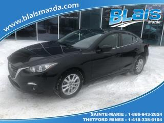 Used 2014 Mazda MAZDA3 GS-SKY for sale in Ste-Marie, QC