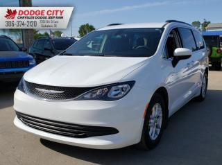 Used 2018 Chrysler Pacifica Touring | BTooth, SXM, Pwr Doors for sale in Saskatoon, SK
