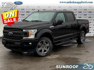 New 2020 Ford F-150 XLT  - Navigation - Sunroof for sale in Welland, ON