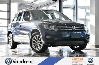 Used 2017 Volkswagen Tiguan Édition Wolfsburg * TOIT PANO * 17 PO for sale in Vaudreuil-Dorion, QC