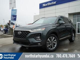New 2020 Hyundai Santa Fe LUXURY- BLUELINK/LEATHER/PANORAMIC SUNROOF/APPLE CAR PLAY/BACK UP CAM for sale in Edmonton, AB