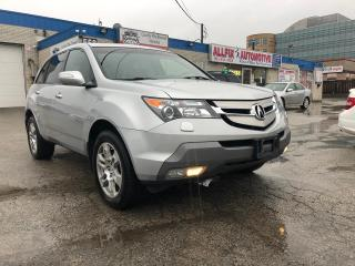 Used 2009 Acura MDX AWD 4dr Tech Pkg_NAVIGATION_REAR CAMERA_BLUETOOTH for sale in Oakville, ON