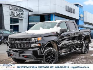 New 2020 Chevrolet Silverado 1500 Custom Trail Boss  - $353 B/W for sale in Etobicoke, ON