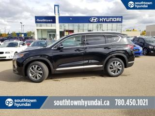 New 2020 Hyundai Santa Fe Preferred - 2.4L Leather, Pano Roof, Bluelink, Blindspot Monitors, Push Button, Lane Keep Assist, Reverse Sensors for sale in Edmonton, AB