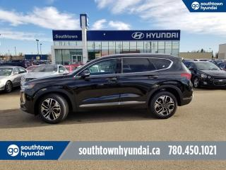 New 2020 Hyundai Santa Fe Ultimate - 2.0T Nav, Heads Up Display, Ventilated Seats, Wireless Charging, Infiniti Sound for sale in Edmonton, AB