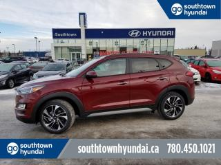 New 2020 Hyundai Tucson Ultimate - 2.4L Nav, A/C Seats, Adaptive Cruise/Forward Collision-Avoidance for sale in Edmonton, AB