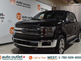 Used 2018 Ford F-150 Lariat EcoBoot 3.5L V6 4x4 for sale in Edmonton, AB