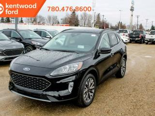 New 2020 Ford Escape Titanium for sale in Edmonton, AB