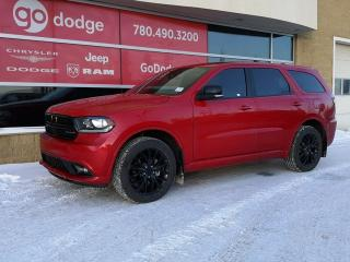 Used 2016 Dodge Durango Limited AWD / Sunroof / DVD / Leather for sale in Edmonton, AB