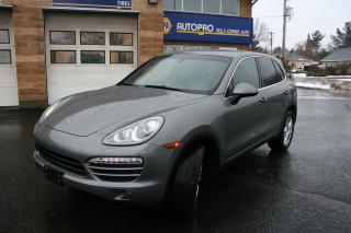 Used 2013 Porsche Cayenne AWD 4dr Tiptronic for sale in Nepean, ON