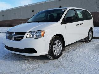 New 2019 Dodge Grand Caravan Canada Value Package / Back Up Camera for sale in Edmonton, AB