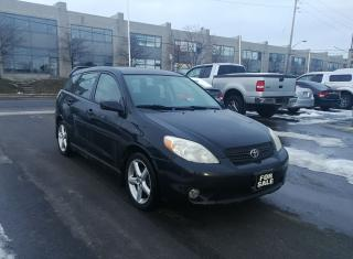 Used 2005 Toyota Matrix for sale in Toronto, ON