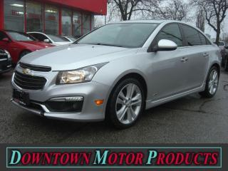 Used 2015 Chevrolet Cruze 2LT RS for sale in London, ON