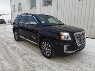 Used 2017 GMC Terrain Denali AWD Back Up Camera Navigation for sale in Red Deer, AB