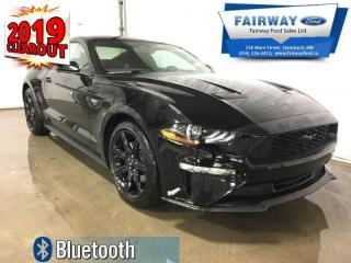 New 2019 Ford Mustang EcoBoost Fastback  -  SYNC for sale in Steinbach, MB
